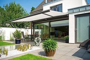 Bild Terrassenmarkise