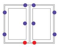 Grafik Hilzinger Basissicherheit für Fenster