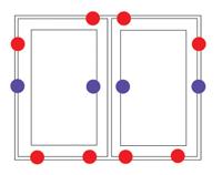 Grafik Hilzinger Sicherheitsstufe 1